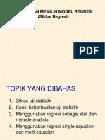 2-Siklus Regresi