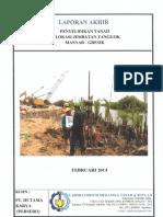 Soil Investigation Manyar Gresik