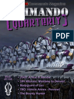 Commando Quarterly #6 V4-1