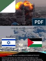 Conflictul Israeliano Palestinian