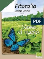 Catálogo Fitoralia 2018