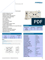 Powerlink 20 KVA Data Sheet