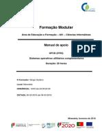 Manual de Apoio_UFCD 0753_Sistemas Operativos Utilitários Complementares