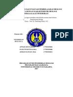 2. Objek Assesmen Dan Evaluasi Pembelajaran