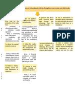 Tree of Objectives f
