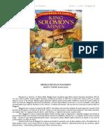 Haggard-Minele regelui Solomon.pdf