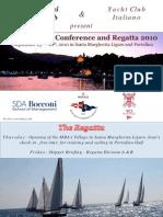Presentation Rolex MBA's Conference and Regatta 2010