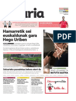 040. Geuria aldizkaria - 2018 apirila