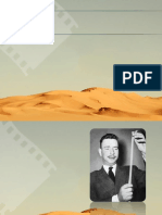 Kalach and Moroccan films shot in Sahara