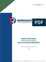 Impuesto Territorial 2016(Empresas)