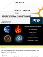 Concurrent engineering for more informed design with SOLIDWORKS Flow Simulation