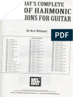 Mel Bay's Complete Book of Harmonic Extensions for Guitar.pdf