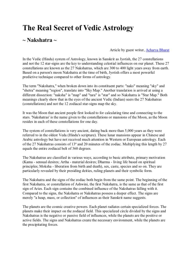 53422424-The-Real-Secret-of-Vedic-Astrology-Nakshatras pdf