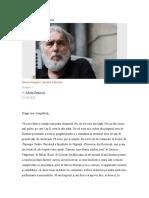 Adrian Paunescu - Scrisoare Din Urgenta Inimii.doc