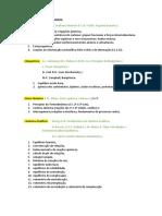 Assuntos Da Prova de Conhecimentos Específicos 2018.2 (Salvo Automaticamente)