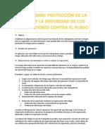 Resumen RD 286-2006