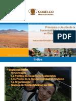 Principios y Acción Sustentabilidad