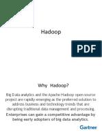 Hadoop by Dr. Kamal Gulati