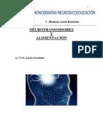 Alimentación, Neurotransmisores.pdf