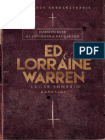 Ed & Lorraine Warren - Lugar Sombrio - Carmen Reed
