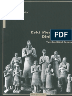0256 Eski Mezopotamya Dinlerine Girish Tanrilar Rituel Kurshat Demirchi