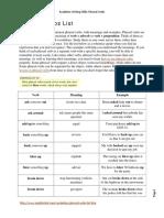 200 Common Phrasal Verbs List.pdf