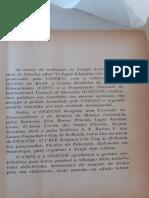 Introdução a Técnica de Museus e Recursos educativos dos museus brasileiros.