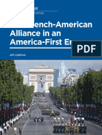 The French-American Alliance in an America-First Era