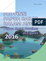 West Papua Province in Figures 2016