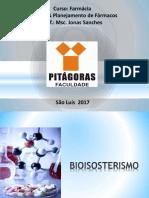 Aula 2_Bioisosterismo
