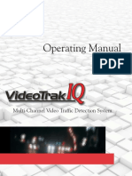 Video Trak Iq Operating Manual Rev 1