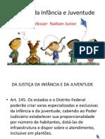 Do Juiz Direito Da Infância e Juventude