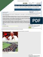 Papa Francisco Defiende a Inmigrantes en Su Tercera Exhortación