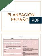 Planeación 6to