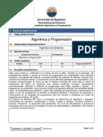 Algoritmos y Programacion
