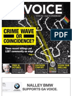 The Georgia Voice - 9/17/10 Vol. 1, Issue 14