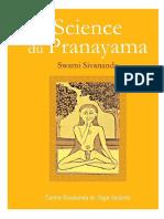 Science Du Pranayama 2017