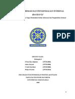 Sistem Informasi Dan Pengendalian Internal (Bagian I)
