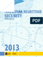 National Maritime Security Strategy
