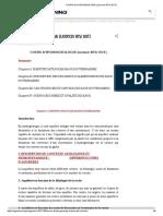 Cours d'Hydrogeologie (Licence_ Bts_ Dut)