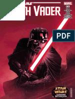 Darth Vader Lord of the Sith (despues de Kanan 2) #01