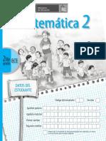 Ece 2012 - Cuadernillo 2 - Matematica
