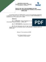 PPC Enfermagem ProSaude - Unifal