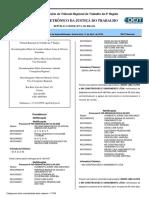 Edição 2451/2018 - Caderno do TRT da 5ª Região - Judiciário