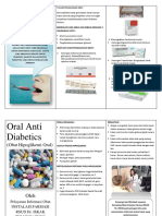 Oral Anti Diabetics