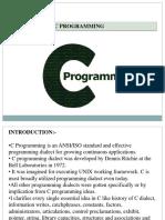 C Programming Training in Chennai