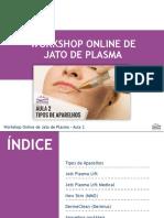 Workshop Online de Jato de Plasma Aula 2