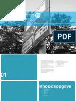 Project Plan Gemeente Park Forum
