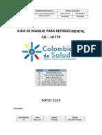 Guias Retraso Mental 2014 (1)