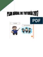 312828383 Plan Anual de Tutoria 2016 Inicial Tambo
